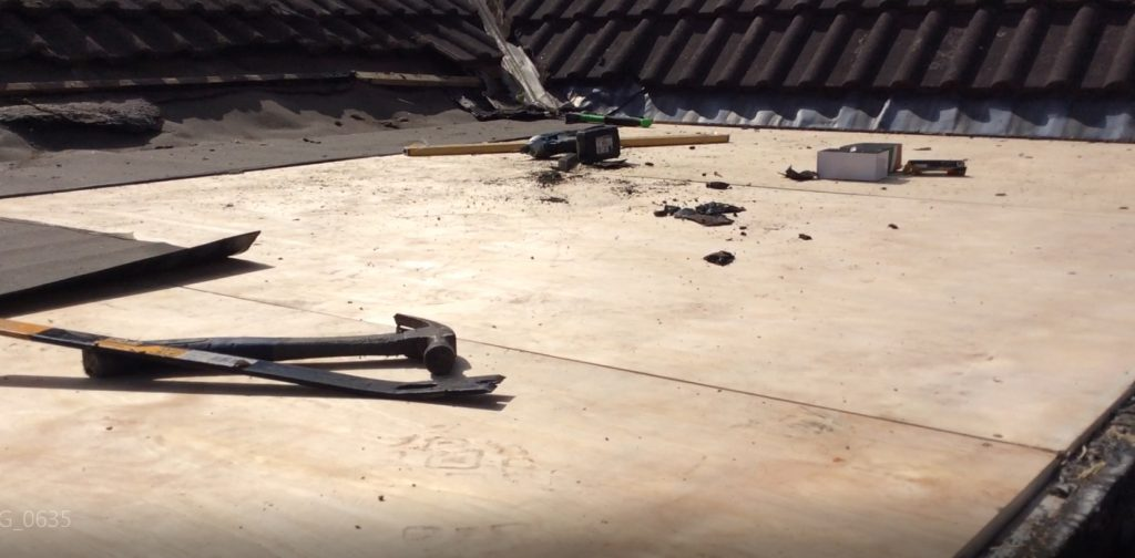 Flat Roofing Rochdale Moston Roofing